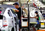 Cars manufacturing industry in Japan, Toyota's assembly facilities in Tokyo Japan