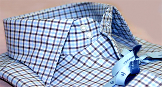 High end shirt designed and fabrics quality for Heffort brand, a complete collection of men shirts for formal and casual fashion men, produced in our Italian shirts manufacturing facilities for design, styling of classic and formal mens shirts cutting, assembly and finishing of summer fashion women shirts, Italian shirs manufacturer of classic and trend slim fit fashion women and mens shirts producers for customer brands and distributors of the made in Italy fashion shirts. Texil3 designs and produces high end mens and women shirts for customer formal and casual collections using the finest cotton, with classical collars, complimentary brass collar stiffeners and single or double cuffs. We produces classic men shirts for Ugo Boss and Paul Shark brands maintaining high quality production process and perfect Made in Italy style