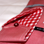 Handmade asssembly for each process we guarantee tailored shirts manufacturing, Italian shirts manufacturing facilities for design, styling of classic and formal mens shirts cutting, assembly and finishing of summer fashion women shirts, Italian shirs manufacturer of classic and trend slim fit fashion women and mens shirts producers for customer brands and distributors of the made in Italy fashion shirts. Texil3 designs and produces high end mens and women shirts for customer formal and casual collections using the finest cotton, with classical collars, complimentary brass collar stiffeners and single or double cuffs. We produces classic men shirts for Ugo Boss and Paul Shark brands maintaining high quality production process and perfect Made in Italy style